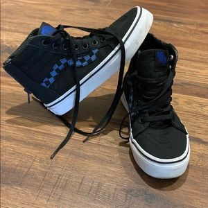Boys size 13 high top vans